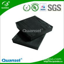black chemical-resistant Extruded POM Sheet