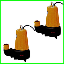 Dredge Pump with Submersible Sewage Pump