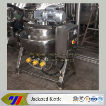 Jacketed Cooking Pot with Electric Heat Source