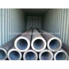 grande diâmetro espessura parede leve liga de aço e tubos sem costura