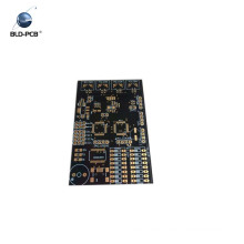 Through Hole FR4 0.8mm Single-sided Touch Switch PCB Assembly Board