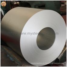 Acero revestido de aluminio de zinc para la construcción y el metal base