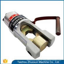 2017 buenas herramientas de la batería herramienta que prensa eléctrica terminal hidráulica de la manguera