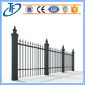 2018 spear top steel garrison fencing