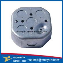 Cajas de unión de octágono de acero galvanizado