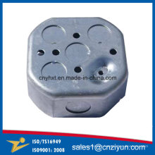 Galvanized Steel Octagon Junction Boxes
