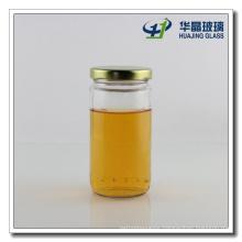 Hot 250ml Honey Glass Jar Hj840