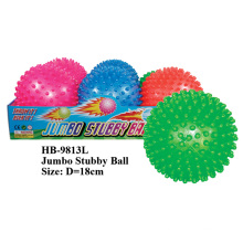 Funny Jumbo Stubby Ball Toy
