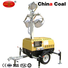 Mo-5659 Industrial Mobile Diesel Generator Light Tower