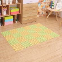 Multicolor Non Slip Lattice Bath Massage Floor Mats