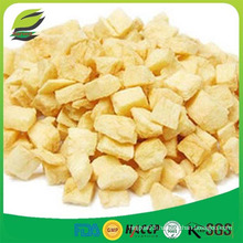 China natural dried apple dices without sugar