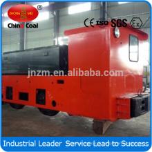 locomotiva elétrica do trole da mineração para o metro, locomotiva subterrânea da bateria