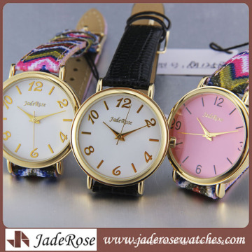 High Quality and Colorful Alloy Watch