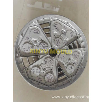 Street LED Lighting Housing Die