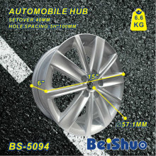 15′′ Aluminum Automotive Car Wheel Hub for Car