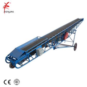 Fabricante de equipos de transporte por correa de gran capacidad