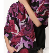 In cashmere tinh khiết Pashmina