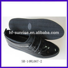 SR-14WL067-2 2014 fashion women black casual shoes comfortable medical shoes pointy ladies sexy comfortable shoes