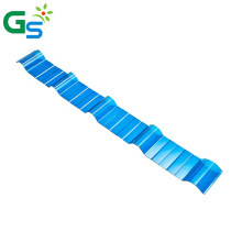 Wholesale Price 2mm thick polycarbonate sheet with corrugated style for roofing