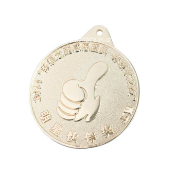 Award Chinese Style Metal Medal