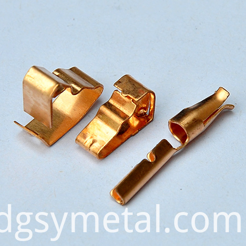 custom metal lighting parts