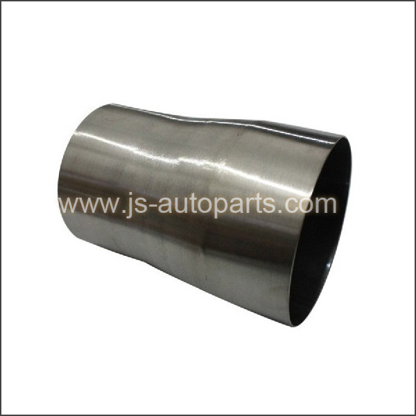 4 - 3 STAINLESS REDUCER EXHAUST CONNECTOR FLUE STACK VAN PIPE ADAPTER JOINER