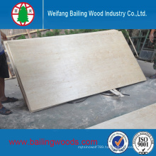 China Factory Sell Poplar Core Commercial Plywood with Cheap Price
