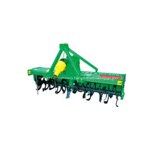 high box series rotary tillers iron box body