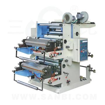 Yt Series Flexographic Printing Machine 2 Color