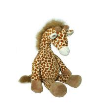 Los juguetes lindos del niño suave juegan el juguete relleno de la felpa de la jirafa para la venta