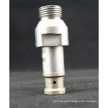 Sintered Diamond Grinding Bit for Glass/ Diamond Pencil Router Bit