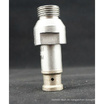 Sinterdiamant Schleifbit für Glas / Diamant Bleistift Router Bit