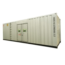 China for Container Type Diesel Generator 20' container diesel generator set 900kVA supply to Anguilla Wholesale