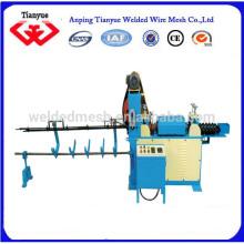 Vollautomatische Drahtricht- und Schneidemaschine