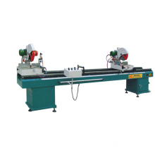Two Head Cutting Saw for Plastic Profiles/Window Machine/PVC Window Cutting Machine Item: Sj02-3500