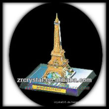 Wunderbares Kristallgebäude Modell H036