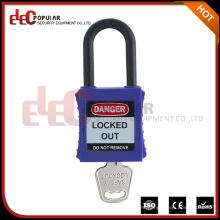 Elecpopular Productos de Calidad Nylon Shackle Safety Lock