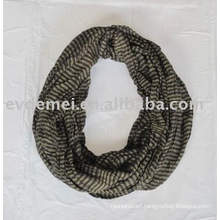 Men viscose fashion circle round scarf