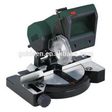 "80mm 3-1 / 8 ""300W 2.5A De alta calidad eléctrica de mano de mano Precisión Hobby Craft Bench Mesa Circular vio Mini Mitre Saw"