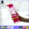 Профессиональная бутылка воды с силиконовой лентой