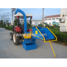 Wc-8 Wood Chipper With Ce