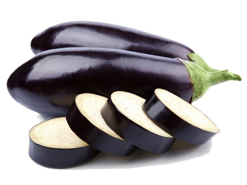Organic Fresh Eggplant