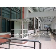 Лифт с винтовым подъемником, подъемники с винтовыми приводами, лифт для бытового использования, экскурсионный лифт для людей с ограниченными возможностями, лифтовой лифт
