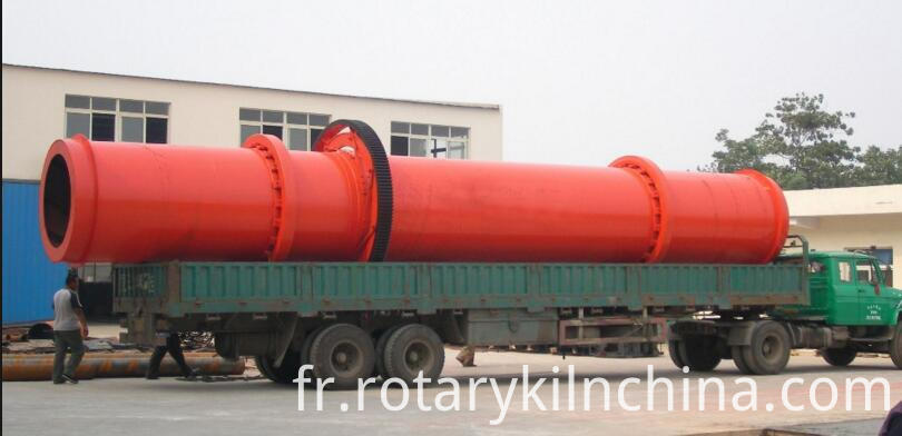 Kaolin Rotary Dryer