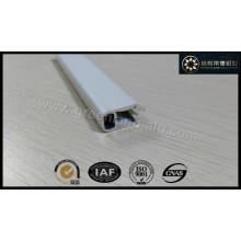 Gl1017 cortina de alumínio para janela inferior com revestimento em pó branco