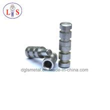 / Les broches du connecteur (alluminum) / attache de haute qualité