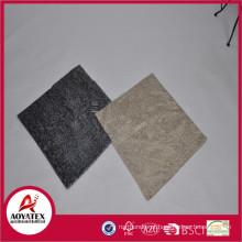 Atacado barato, novo estilo r, 280grm 100% poliéster escovado pv de lã de volta com 180grm DTM sólida capa de almofada de microfibra