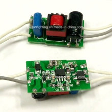 Alta calidad Hpf PF> 0.9 LED Driver para 12W Bulb Light