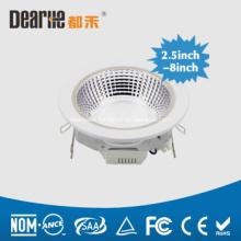 3.5inch COB LED Ceiling Diffusion Downlight Anti-Glare 4W Die-Casting Aluminum Heatsink Ra80 AC100-260V