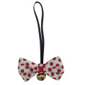Christmas pet bow tie for cat or dog